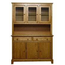 See Details - Forest Designs 60w Shaker Buffet & Hutch - 54w