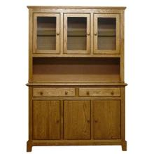 Forest Designs 60w Shaker Buffet & Hutch - 60w