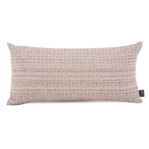 Howard Elliott - Kidney Pillow Alton Blush - Down Insert