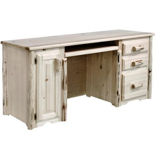 Montana Woodworks - Montana Collection Computer Desk