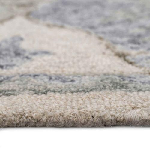 "Capel Rugs - Avanti-Panel Greystone - Rectangle - 3'6"" x 5'6"""