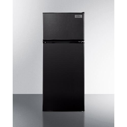 "Summit - 24"" Wide Top Mount Refrigerator-freezer"