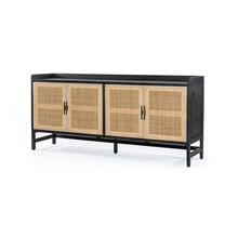 Black Wash Mango Finish Caprice Sideboard