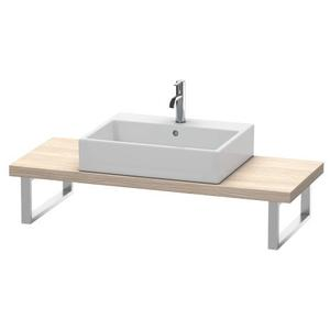 Console For Above-counter Basin And Vanity Basin Compact, Pine Silver (decor)