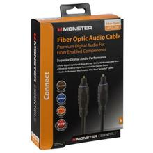 Fiber Optic Audio Cable - 4ft, 8ft, 1.5m, 3m - 8 feet / Fiber Optic Cable