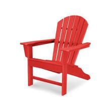 View Product - South Beach Adirondack in Vintage Sunset Red