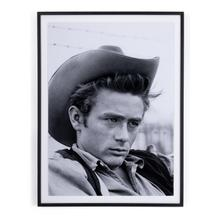 """48""""x36"""" Size James Dean By Getty Images"""