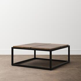 Bench*Made Midtown Small Square Cocktail Table