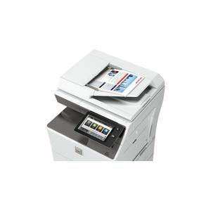 30 ppm B&W and Color networked digital MFP