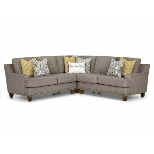 864 Julienne Sectional