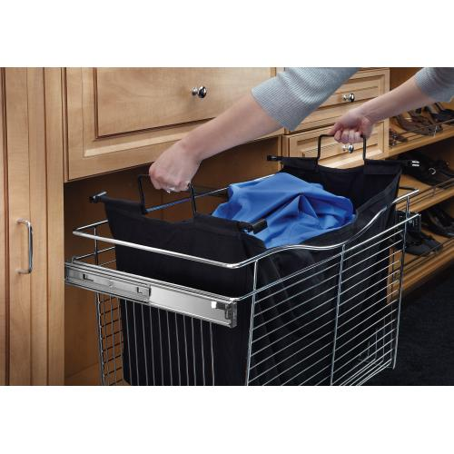 "Rev-A-Shelf - CHBI-301618-1 - Hamper Bag Insert (30"" W x 16"" D x 18"" H)"