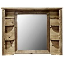 Homestead Collection Deluxe Dresser Mirror, Stain and Lacquer Finish