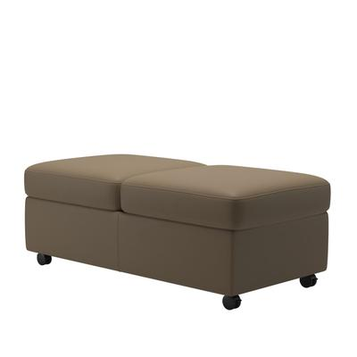 See Details - Stressless® Double Ottoman