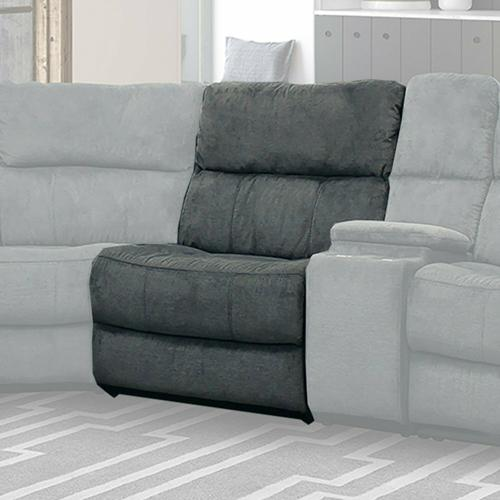 See Details - CHAPMAN - POLO Manual Armless Recliner