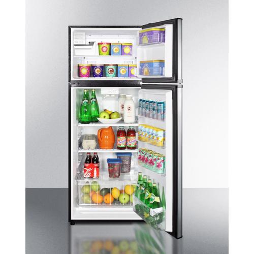"24"" Wide Top Mount Refrigerator-freezer With Icemaker"