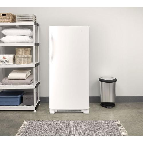 Whirlpool - 31-inch Wide All Refrigerator with LED Lighting - 18 cu. ft.
