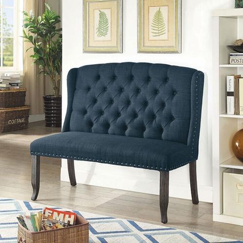 Furniture of America - Sania 2-seater Love Seat Bench