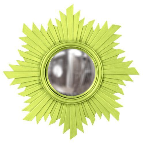 Howard Elliott - Euphoria Mirror - Glossy Green