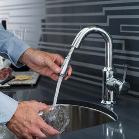 Pekoe 1-Handle 1.5GPM Bar Sink Faucet  American Standard - Polished Chrome