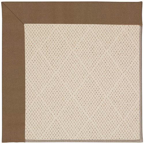 """Creative Concepts-White Wicker Canvas Cocoa - Rectangle - 24"""" x 36"""""""