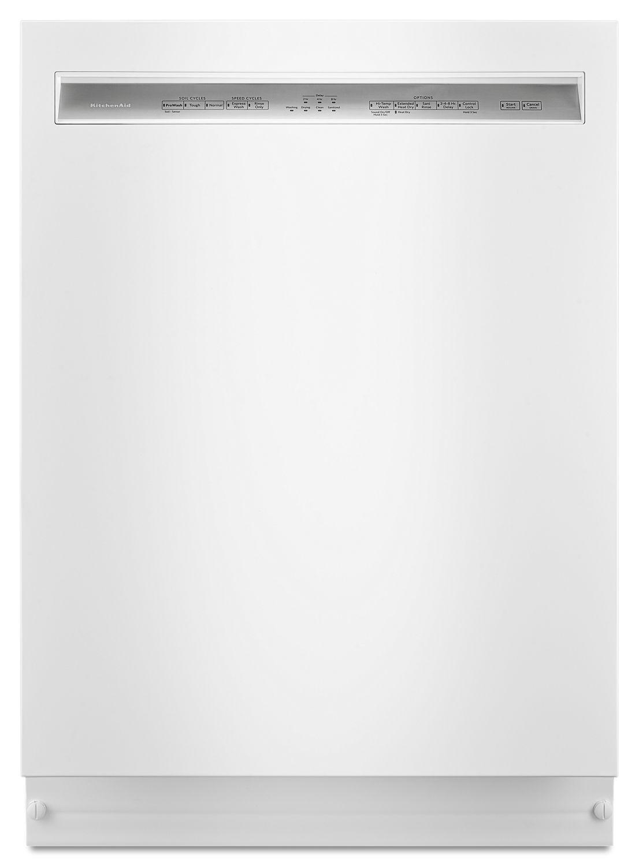 Kitchenaid46 Dba Dishwasher With Prowash™, Front Control White
