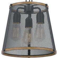 View Product - Lindstrom Mini Pendant in Matte Black