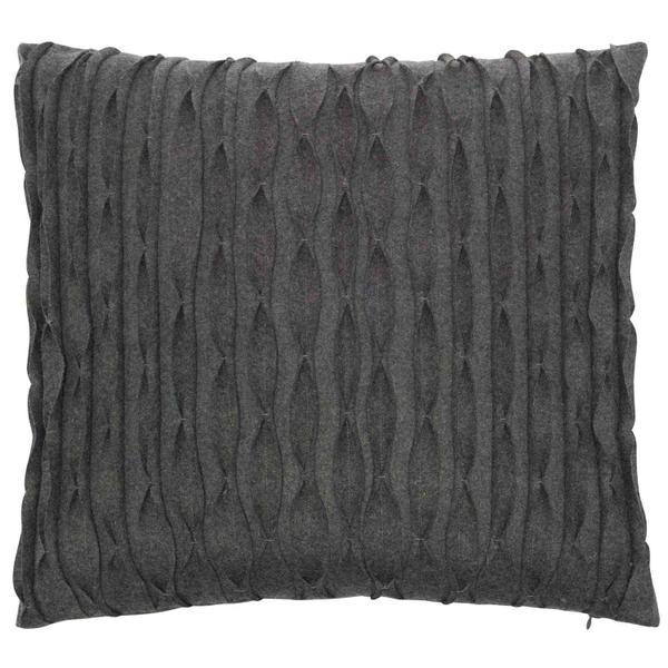 """Luxe Pillows Pleated Wool (22"""" x 22"""")"""