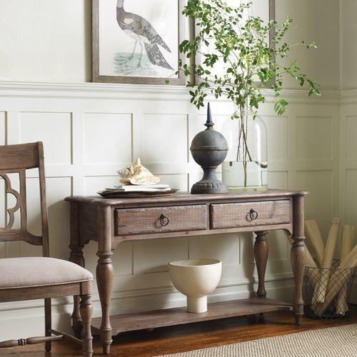 La-Z-Boy - Weatherford Cornsilk Sofa Table