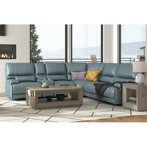 WHITMAN - VERONA AZURE - Powered By FreeMotion 6pc Package A (811LPH, 810P, 850, 840, 860, 811RPH)