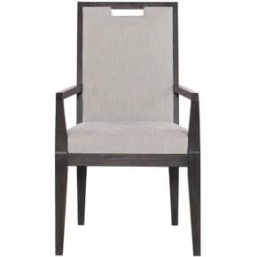 Decorage Arm Chair in Cerused Mink (380)