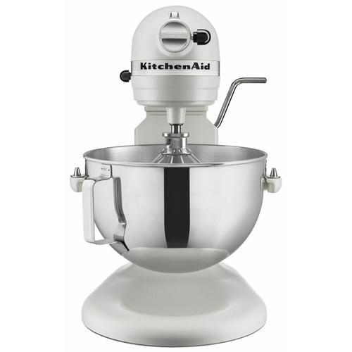 KitchenAid - Professional 5™ Plus Series 5 Quart Bowl-Lift Stand Mixer - Milkshake