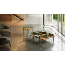 View Product - Terrace 1150 Square Coffee Table in Natural Walnut