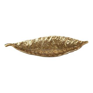 Golden Frond Tray Small