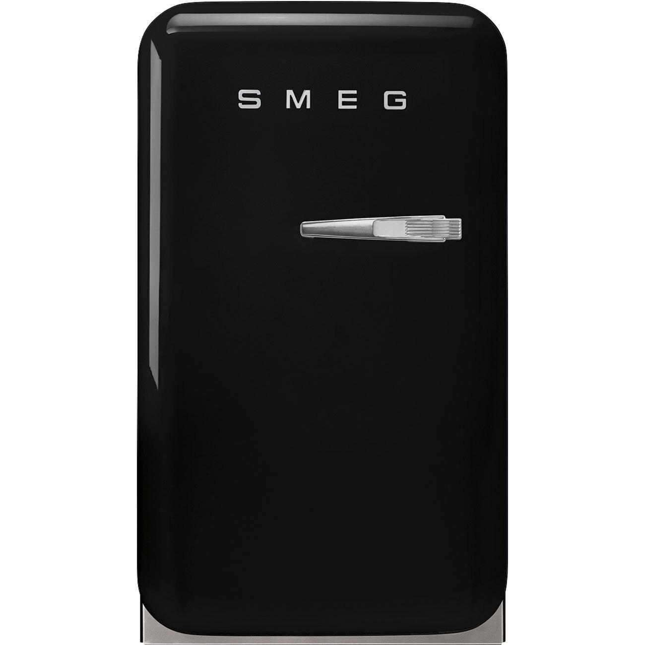 SmegRefrigerator Black Fab5ulbl3