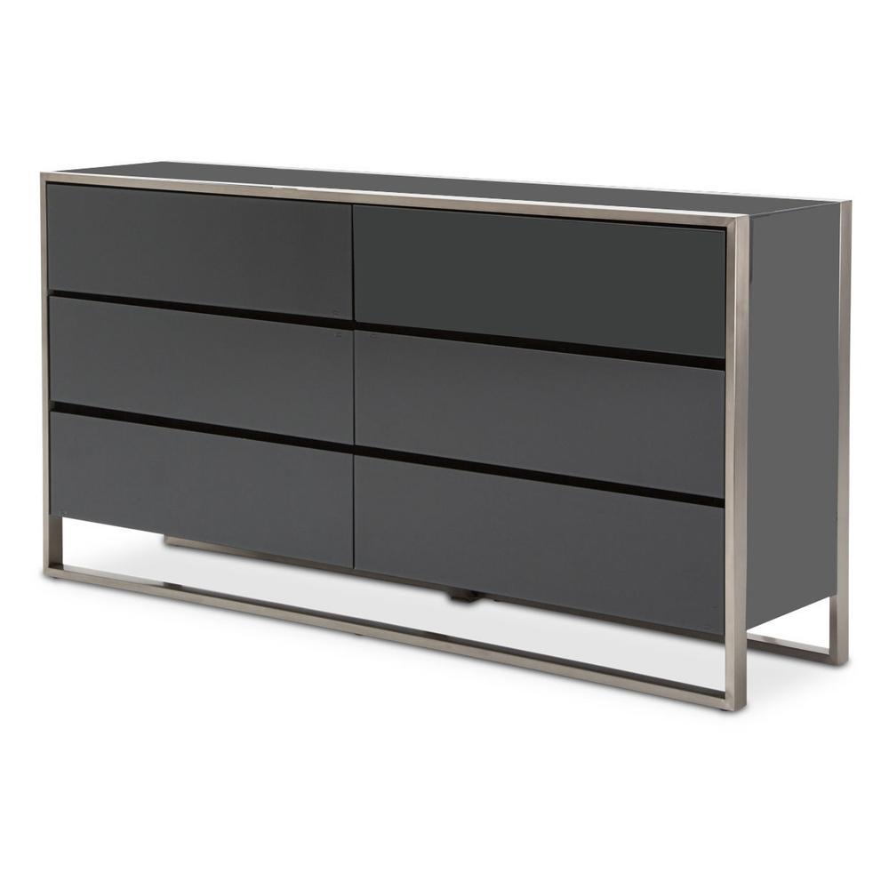 Metal Storage Console-dresser-sideboard-credenza