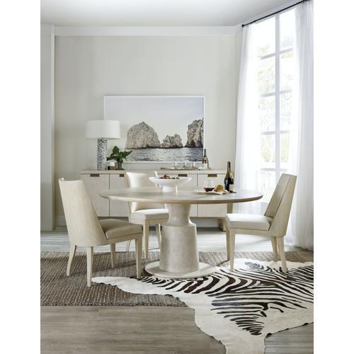 Dining Room Cascade Pedestal Dining Table
