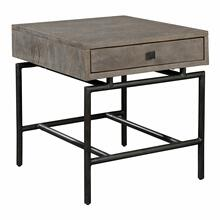 2-4503 Sedona One Drawer Lamp Table