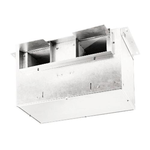 Ventilator; 406 CFM Straight Through, 1.7 Sones; 391 CFM Right Angle, 1.2 Sones. 120V