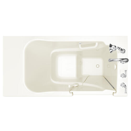 Gelcoat Value Series 30x52-inch Walk-in Soaking Tub  American Standard - Linen