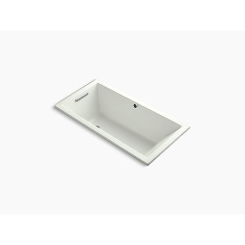 """Dune 60"""" X 30"""" Drop-in Bath With Bask Heated Surface and Reversible Drain"""