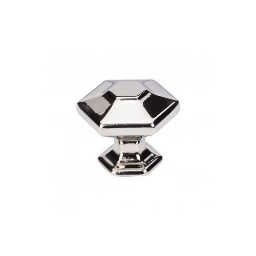 Spectrum Knob 1 1/4 Inch - Polished Nickel
