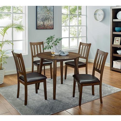 Blackwood 5 Pc. Round Table Set