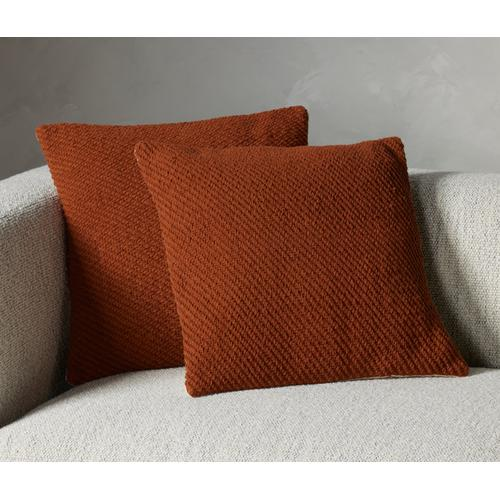 Amber Cover Cello Woven Rope Pillow Sets