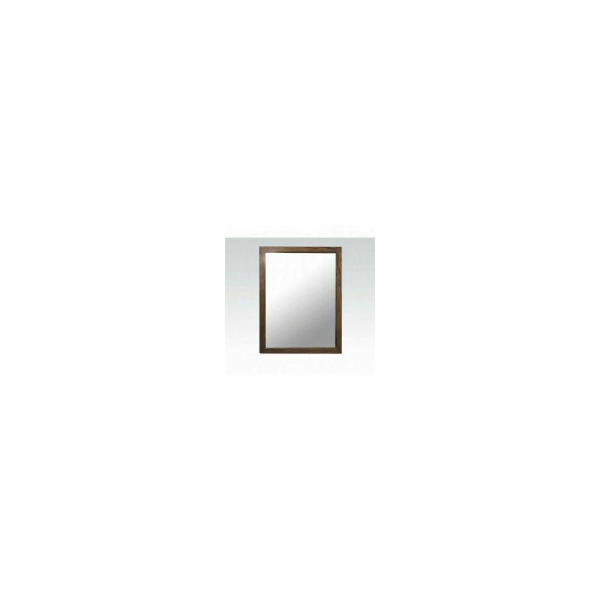 ACME Landon Mirror - 60739 - Salvage Brown