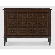 Casa Bella Burl Drawer Chest
