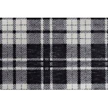Elegance Plaid Chic Pldch Midnight Broadloom Carpet