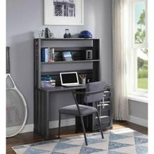 ACME Cargo Desk & Hutch - 37897 - Gunmetal