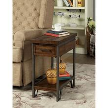 Brick Attic Side Table