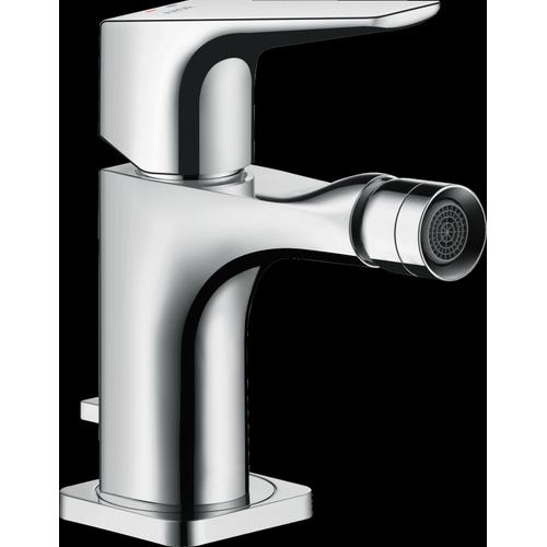 Product Image - Chrome Single-Hole Bidet Faucet with Lever Handle
