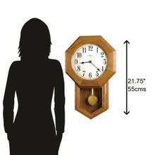 Howard Miller Elliott Chiming Wall Clock 625242